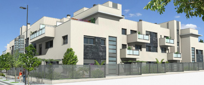 Las terrazas de buenavista viviendas para ti for Calle jardines getafe