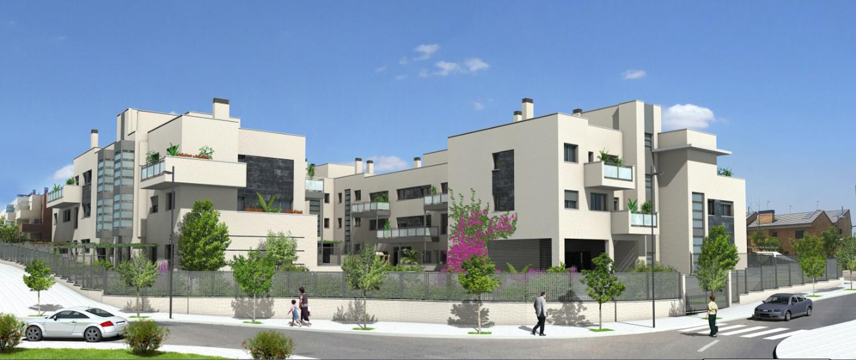 Las terrazas de buenavista viviendas para ti for Viviendas sobre terrazas